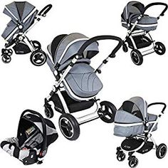 december 2016 3 isafe i safe system grey trio travel system pram and luxury stroller 3 in 1 complete with car seat 3 In 1 Prams, Baby Prams, Best Baby Strollers, Double Strollers, Baby Travel, Travel Uk, Cheap Travel