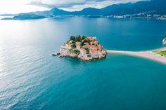 Join us in Montenegro this summer and enjoy the breathtaking views of Sveti Stefan Island. #Montenegro #DiscoverMontenegro #CrnaGora #Travel #Tivat #Lifestyle #Luxury #AmanSvetiStefan #SvetiStefanIsland #Budva #SvetiStefan
