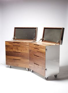 Naihan Li, 'Chest of Drawer with Mirror,' 2014, Gallery ALL