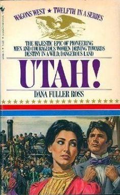 Love The Stacks - Utah! by Dana Fuller Ross, $1.50 (http://www.lovethestacks.com/utah-by-dana-fuller-ross/)
