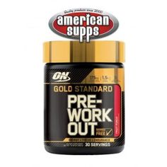 Optimum Nutrition Gold Standard Pre-Workout 300 g http://www.american-supps.com/Optimum-Nutrition-Gold-Standard-Pre-Workout