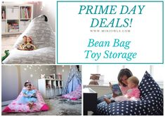 Grab this amazing deal here : www.amazon.com/dp/B075BHPQYQ #primeday2020 #AmazonPrimeDay #amazonshopping #toystorage #storagesolution #storagebag #beanbag #organizerbag #beanbagcover #BeanBagchair #beanbagseat #miniowl