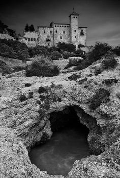 Castell de Tamarit, Tarragona, Spain Just visited this; las month in Oct.-13