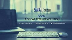 Opening Soon... For more info, contact Sama Telecom on:  Tel: +961 1 893304/05  Mob: +961 71 126612 (WhatsApp available) E: info@samagroups.com W: www.samagroups.com #samatelecom #samagroup #telecom #mobile #technology #internet #cellphone #accessories #network #telecommunication #software #hardware #mobileapp #computer #laptop #wifi