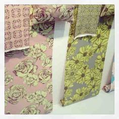 abigail*ryan new collection for home SS13. Wallpaper!