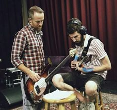 Dave Ferrell and Brad Delson