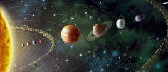 Você sabe por que os planetas do Sistema Solar têm cores diferentes?