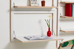 Fläpps Wall Desk by AMBIVALENZ