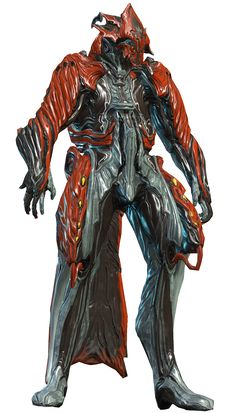 CHROMA is the Dragon Knight of Warframes. Master of the elements, he attunes himself with his draconian armor, ravaging his enemies with ferocity.