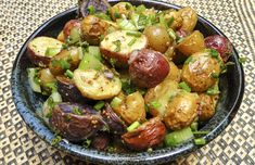 Roasted Potato Salad With Herbs | Something New for Dinner