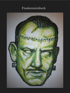 Artist Timothy Leo Taranto created these illustrations of famous authors as puns for The Rumpus. Highlights include Ernest Lemingway and Frankensteinbeck.