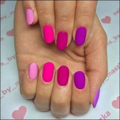 Want some ideas for wedding nail polish designs? This article is a collection of our favorite nail polish designs for your special day. Bright Summer Nails, Spring Nail Colors, Bright Nails, Neon Nails, Summer Toenails, Cute Spring Nails, Gel Nails At Home, Diy Nails, Cute Nails