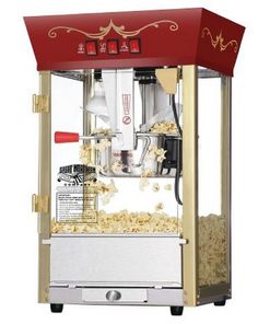 Matinee Movie 8 oz. Popcorn Machine