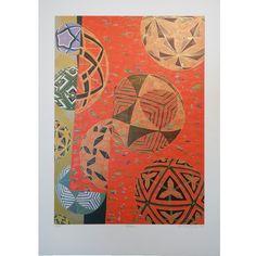 Gravura assinada artistaKazuo Wakabayashi. Medida:72 cm x 50cm Rugs, Diy, Home Decor, Picture Frame, Etchings, Artists, Farmhouse Rugs, Decoration Home, Bricolage