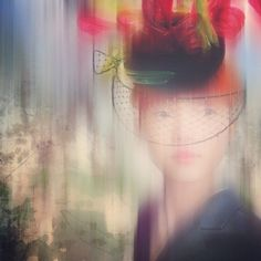 .@showstudio_nick_knight | The gorgeous Xiao Wen Ju wearing hat by Philip Treacy 1992. Wonderful hair by... | Webstagram