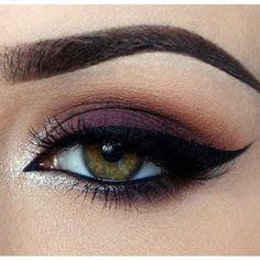 ღ Makeup Look ft. Chocolate Bar Palatte ღ ❤ liked on Polyvore featuring beauty products, makeup, eye makeup, eyes, beauty, ardell and ardell cosmetics