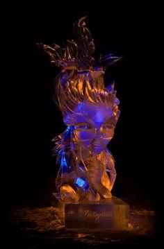 World Ice Art Championships , World Championships Fairbanks Alaska, Incognito Ice Sculpture, Ice Alaska, Steven Berkshire