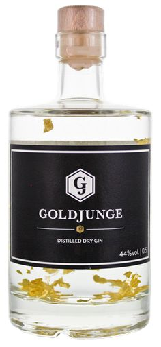 Goldjunge Distilled Dry Gin online kopen in Nederland en Belgie