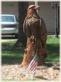 Wood-n-Creations Chainsaw Carving