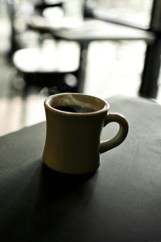 Café combina com dias nublados...