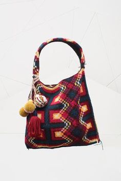 A Bilum bag is a cultural icon, inextricably woven into the social and cultural fabric...