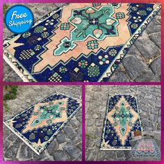 Your place to buy and sell all things handmade Rugs On Carpet, Carpets, Boho Decor, Bohemian Rug, Turkey Colors, Kilims, Turkish Kilim Rugs, Wool Rug, Area Rugs