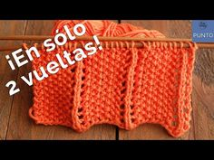 In today's tutorial, you'll learn how to knit another Two-row knitting stitch: A combination of Seed stitch and Double Decreases. In this tutorial, you'll le. Lace Knitting Stitches, Easy Knitting, Knitting Needles, Knitting Basics, Stitch Patterns, Knitting Patterns, Learn How To Knit, Seed Stitch, Stockinette