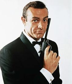 james bond connery - Google Search