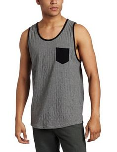Hurley Clothing | Amazon.com: Hurley Men's Byron Knit Tank Top: Clothing