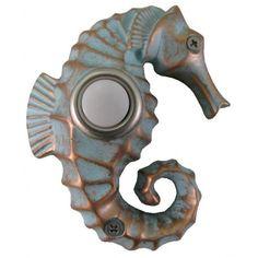 Seahorse Doorbell $18