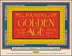 2013 Panini Golden Age Baseball Cards Hobby Box - New!!$63.95