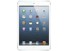 """Apple iPad mini 16GB 7.9"""" Wi-Fi - White/Silver (MD531LL/A)"""
