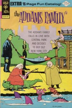 Cover for Addams Family (Western, 1974 series) #2