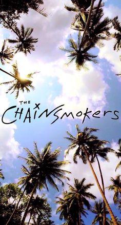 Lockscreen❤ #thechainsmokers