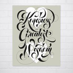 Kindness is the greatest wisdom
