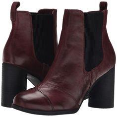 bdae5025b1b Miz Mooz Iris (Wine) Women s 1-2 inch heel Shoes (6.205 RUB