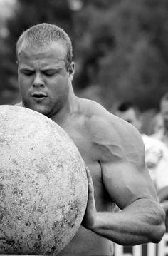 Can't live without Strongman Competitions