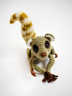 adorable crochet meerkat - amigurumipatterns.net