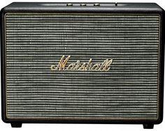 Marshall Woburn Bluetooth Speaker System - Black Marshall Headphones http://www.amazon.com/dp/B00OGQMXSQ/ref=cm_sw_r_pi_dp_jrCTvb16GB8S6