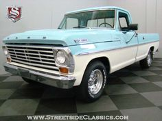 67' my love would die for this truck!