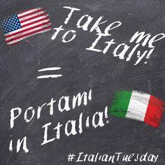 Portami in Italia PLEASE!!