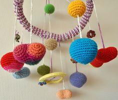 Crochet Mobile ($95)