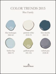 Good Life of Design: Benjamin Moore's Color of The Year for 2015 #Home-Decor