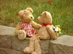 For all my precious bears you have surprised me with
