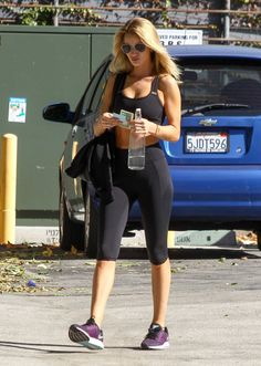 Rosie Fitness style