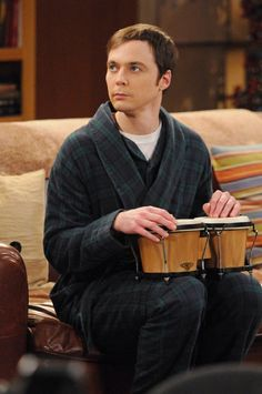 best episode ever! Leonard: Stop Flipping your hair! Sheldon: Oh, but I can't stop. I feel like a teen heart throb. LOL