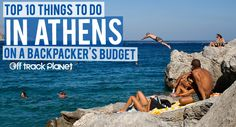 TOP 10 THINGS TO DO IN ATHENS ON A BACKPACKER'S BUDGET #travel #backpack #OffTrackPlanet