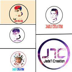 Jade7 Creation logos