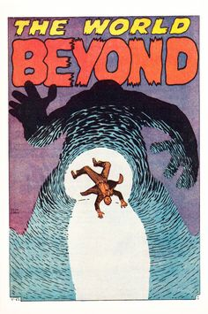 """""""The World Beyond"""" from 'Strange Tales' # 82 (March 1961)"""