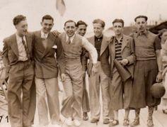 middle/upper class 1930's menswear